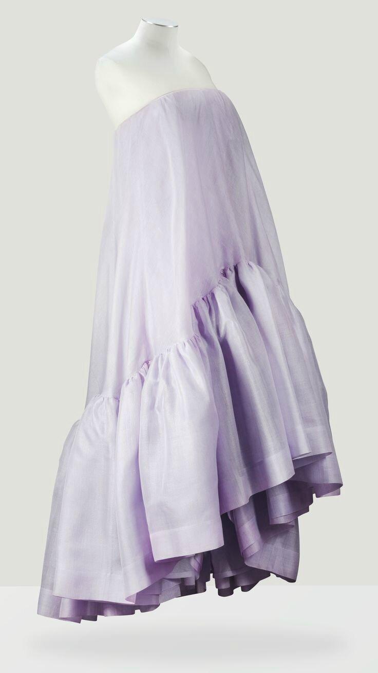 Balenciaga Haute Couture,printemps-été1958