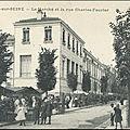 1293 - le marché et la rue charles-fourier.
