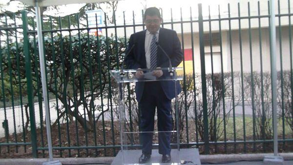 inauguration plaque Aime Cesaire 2 (5)
