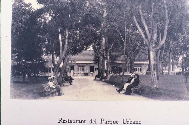 PARQUE URBANO (hoy RODÓ)