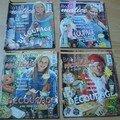 Lot de 4 revues