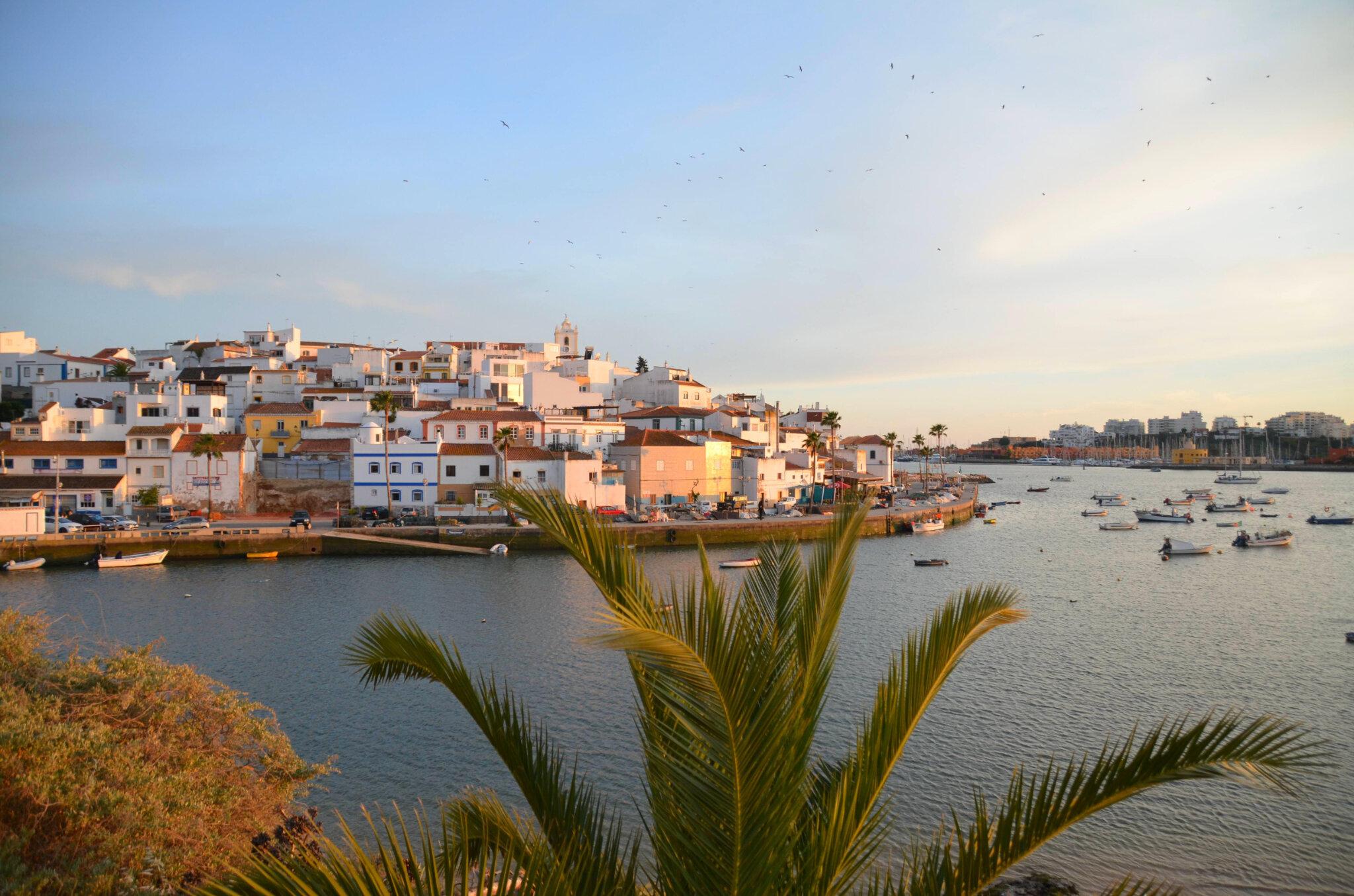 Ferragudo : un village authentique