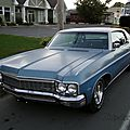 Chevrolet caprice hardtop coupe-1970