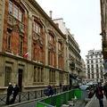 L' Institut Catholique depuis la rue d'Assas.