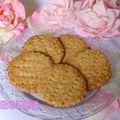Cookies aux flocons d'avoine #5 : digestives biscuits, 2 recettes testées (eryn, gary rhodes)