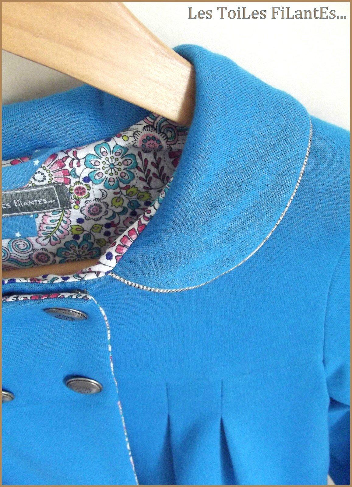 Vesta Agatha bleu de Cobalt5