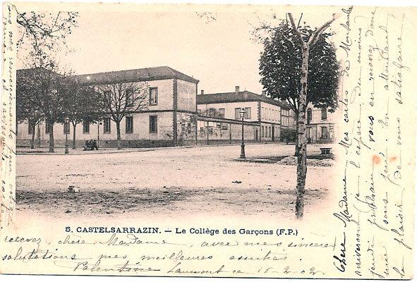 collège castelsarrasin