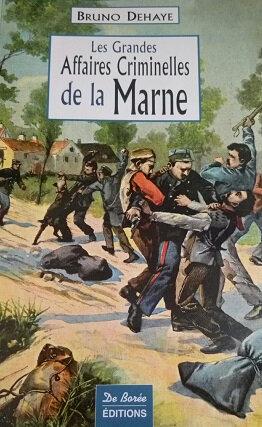 affaires criminelles de la Marne
