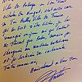 La déclaration d'amour d'aznavour à montélimar