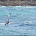 Switch bottom turn windsurf ! ...