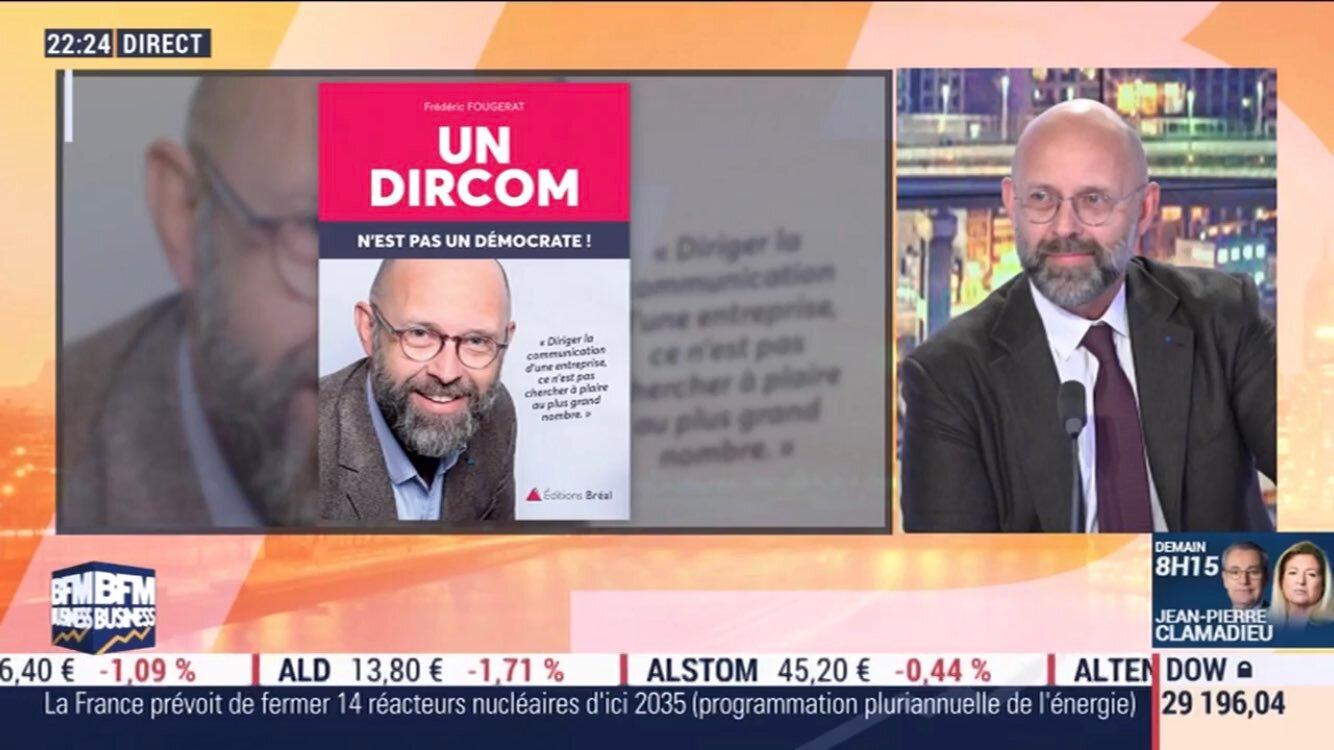 FREDERIC FOUGERAT - UN DIRCOM N'EST PAS UN DEMOCRATE !