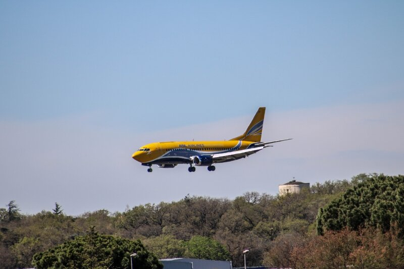 Boeing 737 d'ASL Airlines