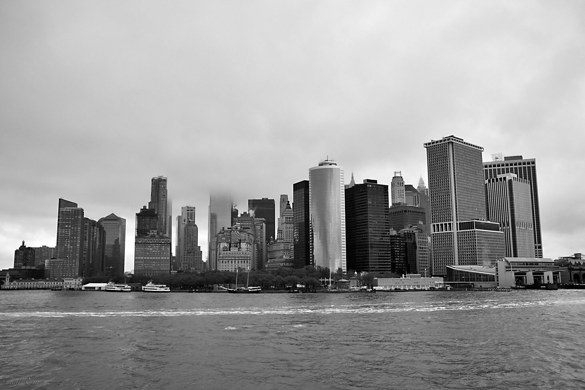 On the ferry (3)