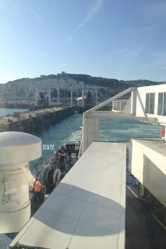 Londres en famille voyage voyager séjour Angleterre maman boucle d'or ferry