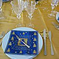 Tables de fêtes