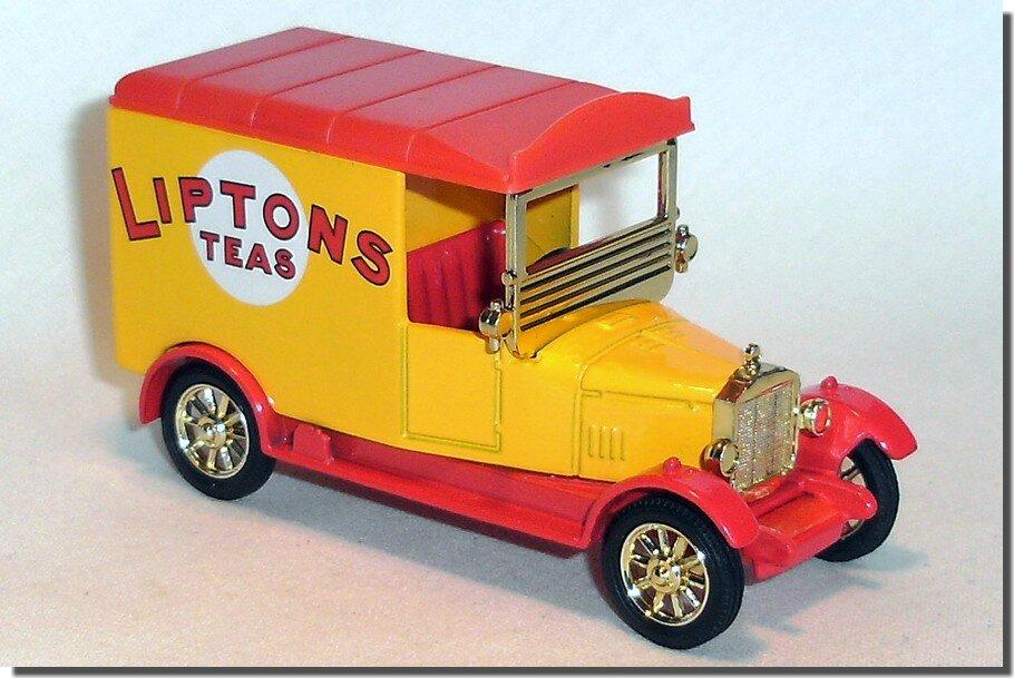Altaya Corgi 16 Ford T Liptons Teas A 1
