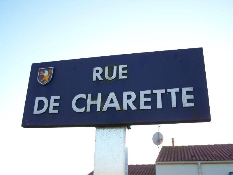 La Guyonnière (85), rue de Charette