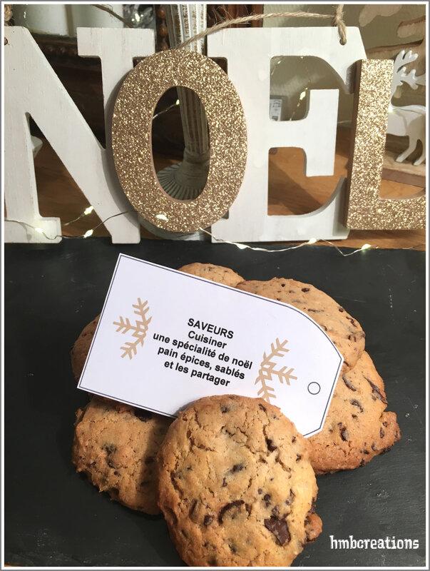 cookies noel