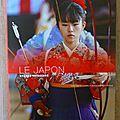 Une virée au japon à travers deux livres ...