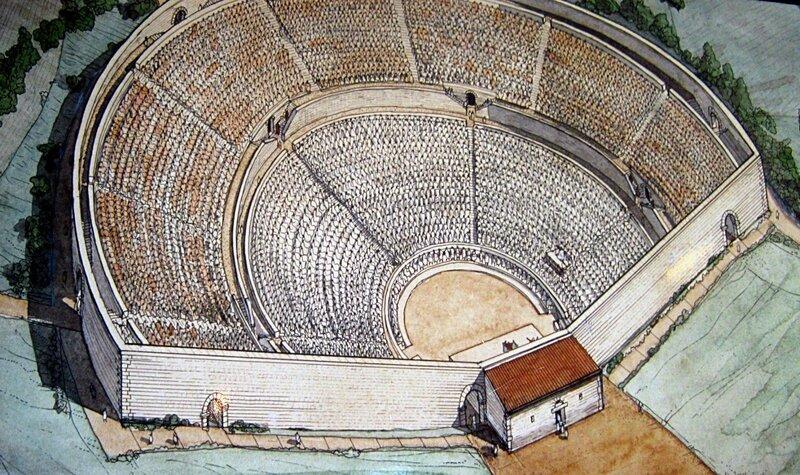 theatre argentomagus