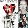 Review : the five stages of falling in love by rachel higginson