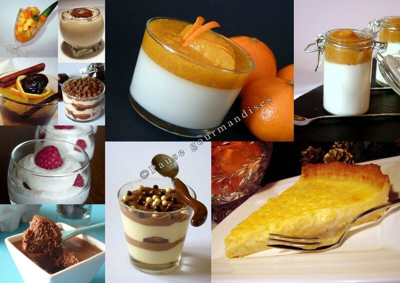 Desserts festifs copie