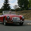 MG - A / 1956
