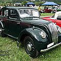 Morris eight saloon-1947