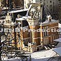 Noisy-le-sec sous la neige