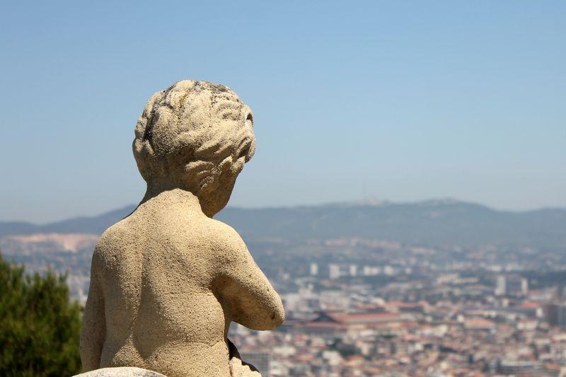 Vue sur Marseille depuis la Basilique Notre Dame de la Garde