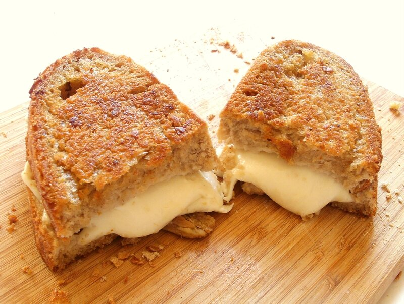 grilled cheese italien2