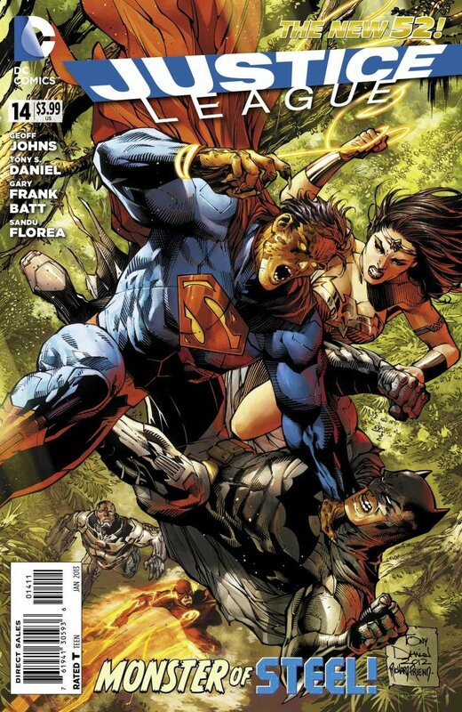 new 52 justice league 14