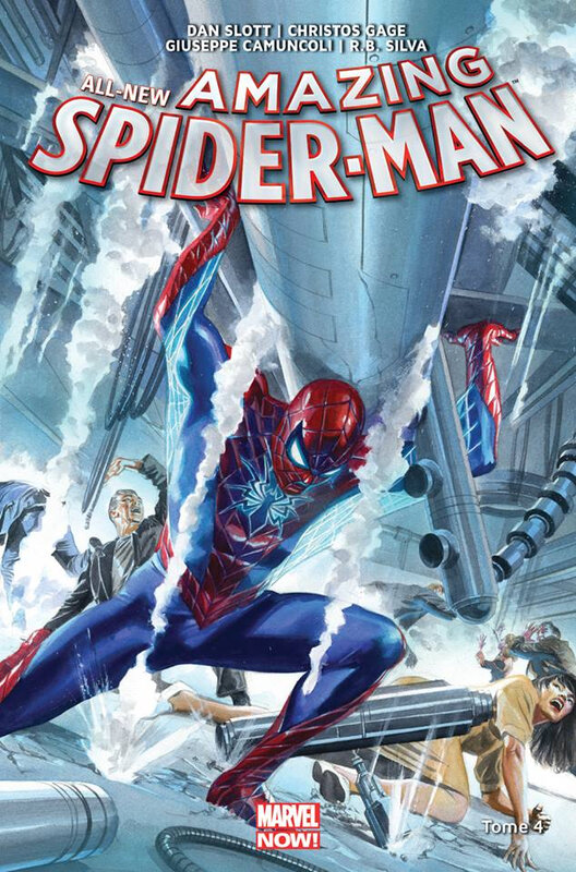 marvel now all new amazing spiderman 04