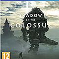 Test de shadow of the colossus (ps4) - jeu video giga france
