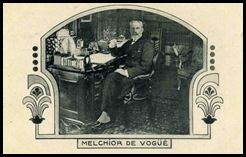 melchior de vogue
