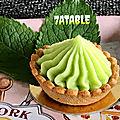 Tartelettes mojito