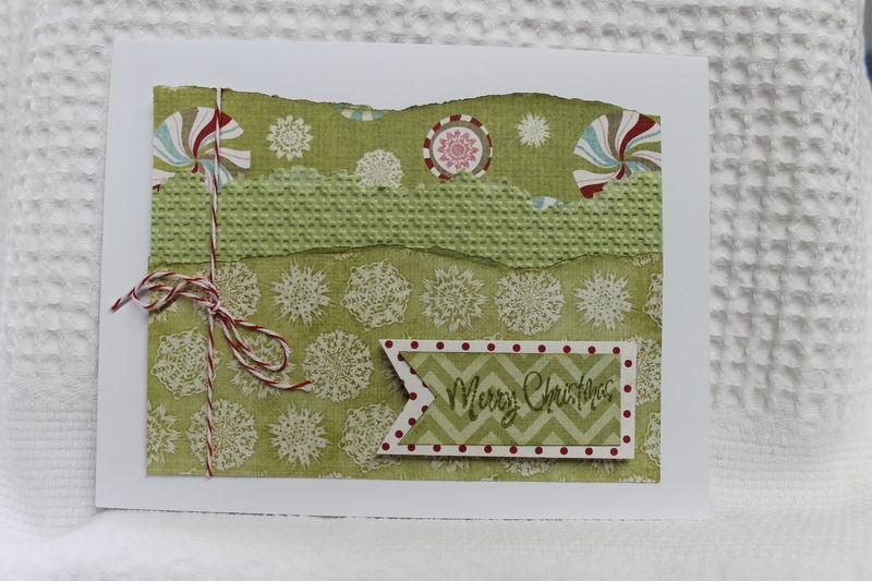 carte Noël 2011