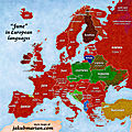 juin june language europe