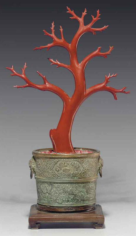 2011_NYR_02427_1412_000(a_rare_and_unusual_faux_coral_lacquered_wood_branch_18th_early_19th_ce)