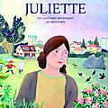 Juliette, les fantomes reviennent au printemps de camille jourdy