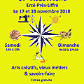 Salon des Arts et Traditions 2018 Ercé-Près Liffré