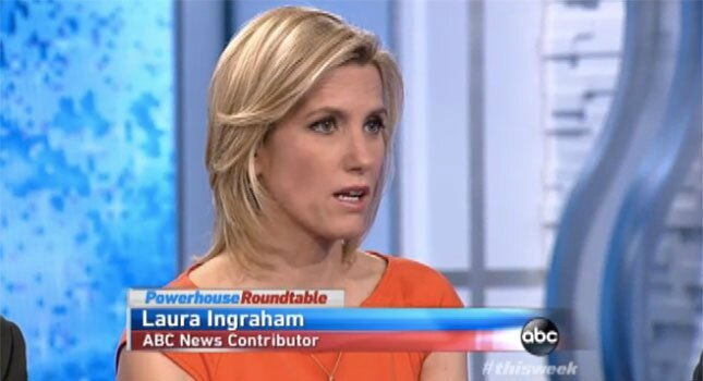 Laura Ingraham ABC2