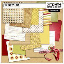 kit SoSweetLove-papiers_Simplette
