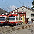 Waldenburg : la voie la plus étroite de suisse