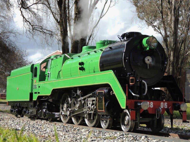 4048 Grande Révision classe 38 NSW B-P