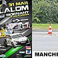 Slalom Mornant 2015 - Manche 4