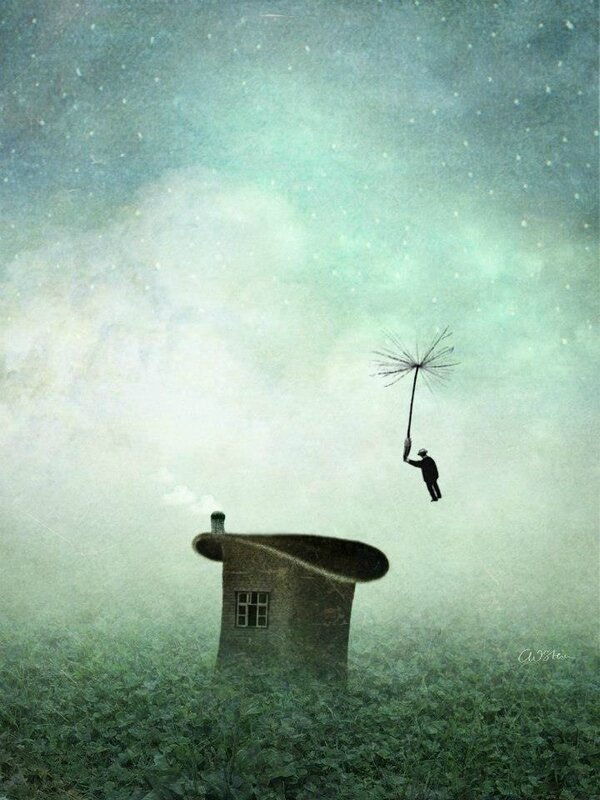 Catrin Welz-Stein - German Surrealist Graphic Designer - Tutt'Art@ (41)