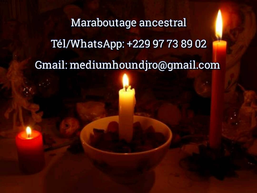 Maraboutage ancestral