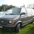 CHEVROLET Astro 4.3 H.O. fuel injection Lipsheim (1)