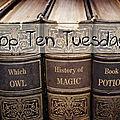 Top ten tuesday ~ 106 : les 10 meilleurs livres lus jusqu'à présent en 2018